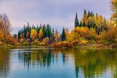 Podzim na Sibiři