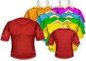 Tričko barevné