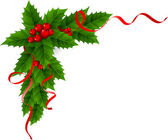 The vector illustration contains the image of Christmas background
