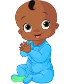 Süßes Baby Boy Händeklatschen