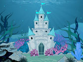 Magic Fairy Tale Mermaid Princess Castle