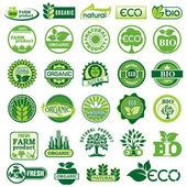 Bio címke