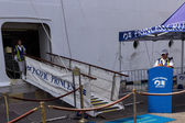 Cruise ship Pacific Princess