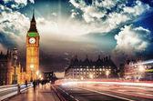 Gyönyörű színek, Big Ben, Westminster Bridge úti
