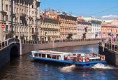 Folyók és csatornák, St. Petersburg, Oroszország