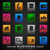 3D web 20 mail icons set Can be used for websites web applications email applications or server Icons
