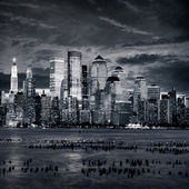 NewYork manhattan naplementekor - new york city