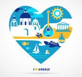 Řecko láska