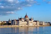 Dunaj parlament Budapešť
