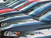 řada aut