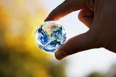 Uložit koncept planety