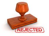 Odmítnuté razítko