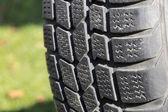 Stará pneumatika venkovní
