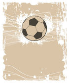 Football poster (background for design)