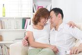 Asijský pár