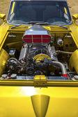 Gold coast, qld - 16 settembre: chevy Corvette ed altri in esposizione presso il classico auto gold coast Corvette sul display show al gold coast qld, australia 16 settembre 2013