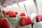 Seat in airplane
