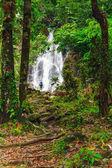 Beautiful scenery of Sai Rung waterfall