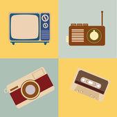Retro ikony