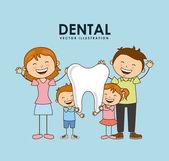 Zubní design