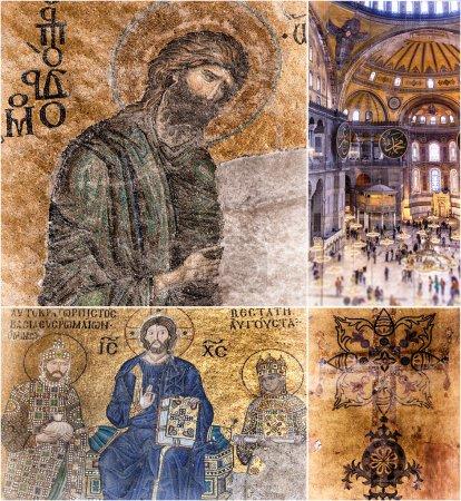 圣索非亚大教堂索菲亚伊斯坦布尔