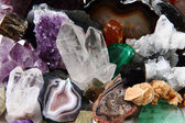 Mineral collection