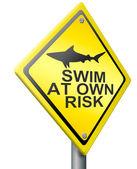 Plavání na vlastní riziko