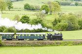 Welshpool a llanfair lehké železnice, wales