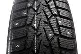 Zimní pneumatiky s hroty sníh a ochránce