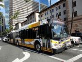 Honolulu městský autobus, Expresní, na ulici zaneprázdněn biskup země