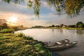 A vidék-folyó