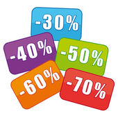 Sales Discount labels