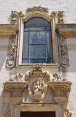 Matka církev. Specchia. Puglia. Itálie