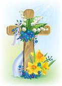 Húsvét-kereszt