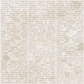 Abstract old newspaper seamless vintage background
