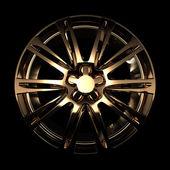 Zlaté auto disk
