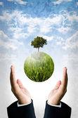 Uložit koncept prostředí