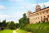 Bojnice castle building