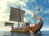 Római hadihajó