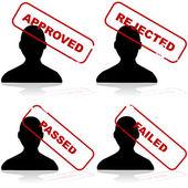 Přijato nebo odmítnuto