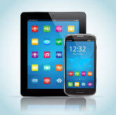Tablety a smartphony