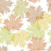 Maple leaf background