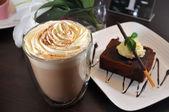 Kaffee-dessert