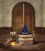 Průvodce klobouk a magic objekty