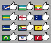 Vlajky v palec nahoru-11