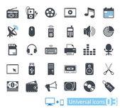 Universal icons set 03
