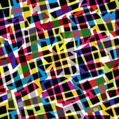 Abstract colorful seamless pattern, vector background.