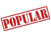 Populární razítko