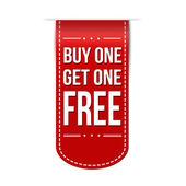 Kaufen Sie ein erhalten eine kostenlose Banner design