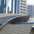 Постер, плакат: Dubai Metro Station in the UAE